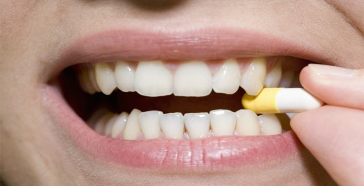 Лекарство для зубов.